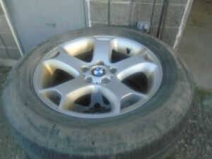 "02 - 08 BMW X5 18"" RIMS WHEELS"