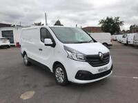 Renault Trafic Sl27 Energy Dci 120 Sport Van DIESEL MANUAL WHITE (2014)
