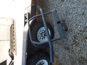 Kubota RTV 900 Front Bumper