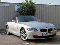 A Late Summer Bargain BMW Z4 With Very Low Mileage For The Year Only 44k, FSH
