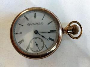 1894 Elgin Wyatt Watch Co Pocket Watch