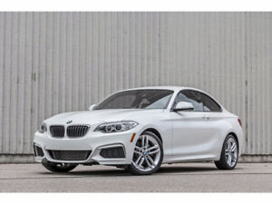 2016 BMW 2-Series 228i Coupe (2 door)
