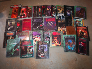 Estate Collection of Gaming books