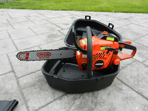 Echo chainsaw, chain saw