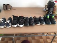 Baby shoes size 3.5-4.5