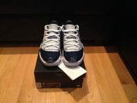 "DS AIR JORDAN 11 ""GEORGETOWN"" LOWS SIZE 9 FOR SALE!!"