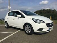 2016 Vauxhall Corsa 1.4 Design 5dr 2 owner 44808 miles £30 per year road tax ful