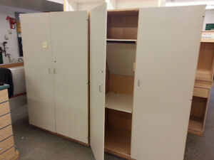 Millwork/cabinets and shelving