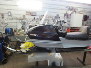 Collector Sled $4000.00 obo