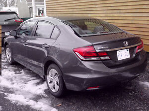 2013 Honda Civic LX Sedan Location Pictou Nova Scotia