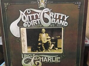 Vinyl-The Nitty Gritty Dirt Band-Uncle Charlie