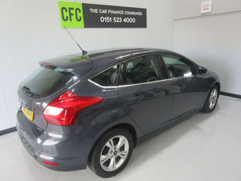 Ford Focus 1.6TDCi 115 Zetec BUY FOR ONLY £143 A MONTH *FINANCE* £0