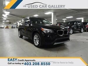 2014 BMW X1 xDrive28i Heated Steering Everyone Approved