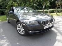 2010 BMW 5 SERIES 525D SE SALOON DIESEL