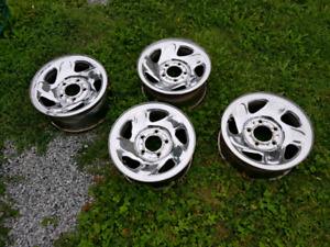 Ford f150 chrome rims
