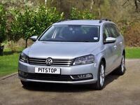 Volkswagen Passat 1.6 Highline TDi Bluemotion Technology DIESEL MANUAL 2013/13