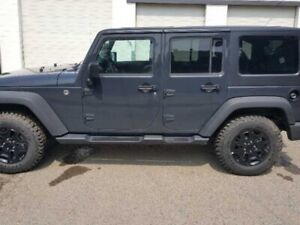 2018 Jeep Wrangler Unlimited Sport  - Dual Top Group - $156.14 /