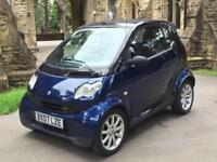SMART FORTWO PURE SOFTOUCH CABRIOLET