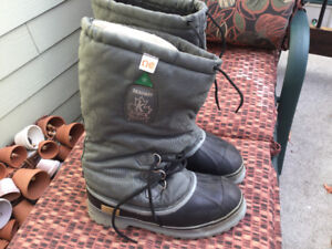 Winter Work Boots Arctic Size 10 Excellent Condition