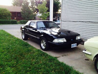 1991 Ford Mustang Lx Coupe notchback