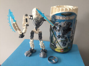 Lego Bionicle Collection - $10 Per Cannister - Lots !!!