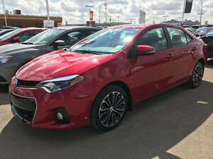 2014 Toyota Corolla Sport - Extended warranty and command start