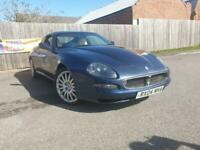 2004 04 Reg Maserati Coupe 4.2 auto Cambiocorsa Blue