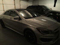 Lease Takeover Mercedes CLA 250 4MATIC