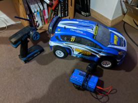FTX Hooligan RC car