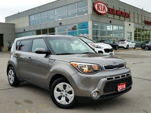 2016 Kia Soul LX | BLUETOOTH | AUX/USB | HANDSFREE