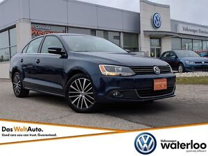 2013 Volkswagen Jetta - One Owner, Sold and Serviced here!