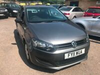 Volkswagen Polo 1.2 S 3dr (a/c)£4,495 one owner