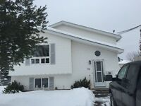 LEASE TO OWN 2-Units Duplexe in MONCTON NORTH WITH (INCOME POTEN