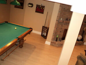 Beautifully Furnished Basement Apartment at Dufferin and Steeles