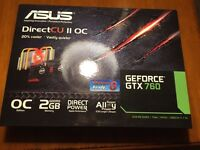 GTX 760 Direct CUII over clocked - ASUS
