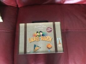 Laurel n hardy dvd 10 disc boxset