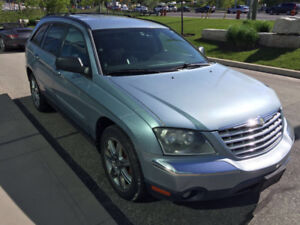 2006 Chrysler Pacifica Tourin SUV, Private sale