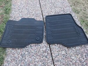 2015 Ford F 150 Rubber Floor Mats