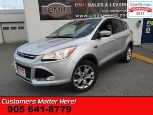 2015 Ford Escape Titanium  4X4, NAVIGATION, SUNROOF, CAMERA, HEA