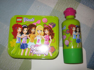 New Lego Friends Lunckkit... container and water bottle St. John's Newfoundland image 2
