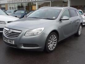 2010 Vauxhall Insignia 2.0 CDTi [160] SE 5dr Auto 5 door Estate