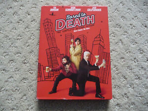 Bored To Death on DVD - Season 2