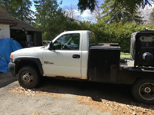 2002 GMC C/K 3500 Other