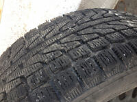WINTER tires+rims JEEP PATRIOT JEEP COMPASS