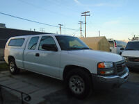 2006 GMC Sierra 1500 Extended Cab 2 WD Pickup Truck