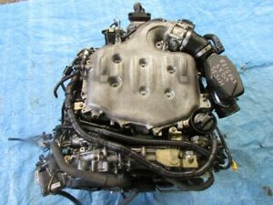 JDM Nissan 350Z Infiniti G35 Engine VQ35 Auto Trani 2003-2006