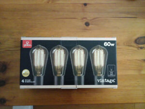 GLOBE VINTAGE EDISON  Light bulbs