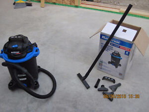 Mastervac wet/dry vacuum in perfect condition