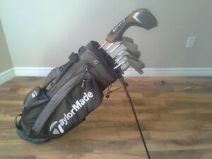 CLUBS(RH) & BAG FOR SALE