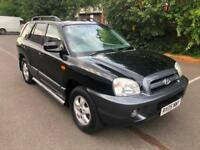 Hyundai Santa Fe 2.0CRTD CDX. TOP SPEC ALL THE TOYS. MOT 03/2019. CHEAP 4x4.